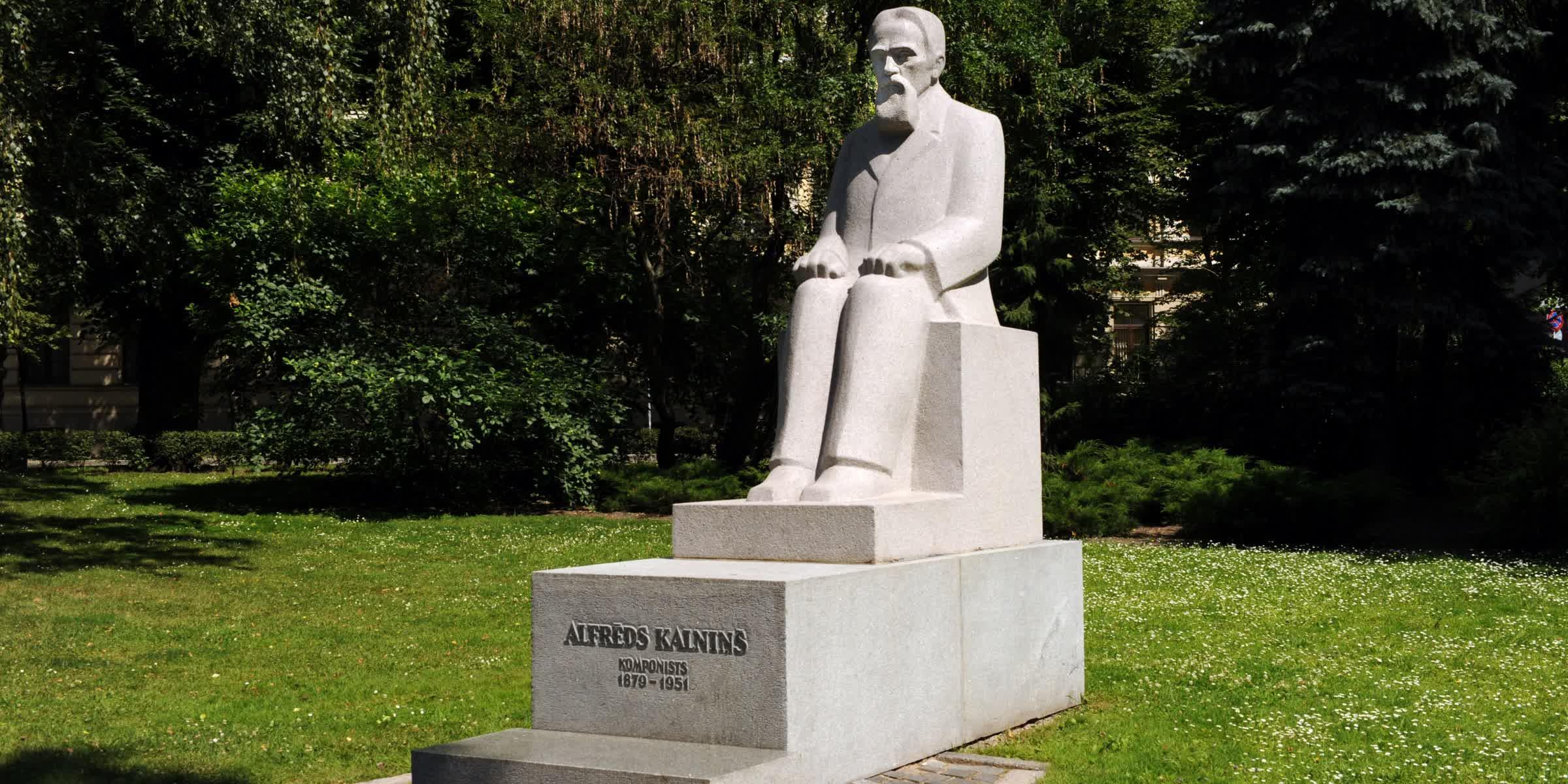 Composer Alfrēds Kalniņš – 140