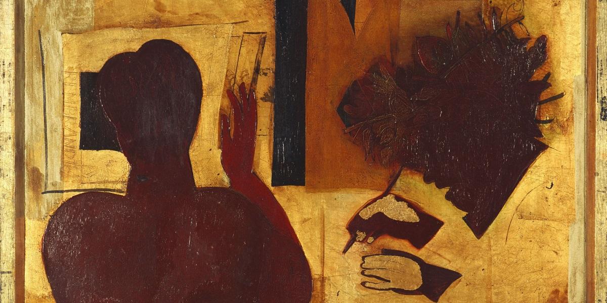 Painter Boriss Bērziņš – 90