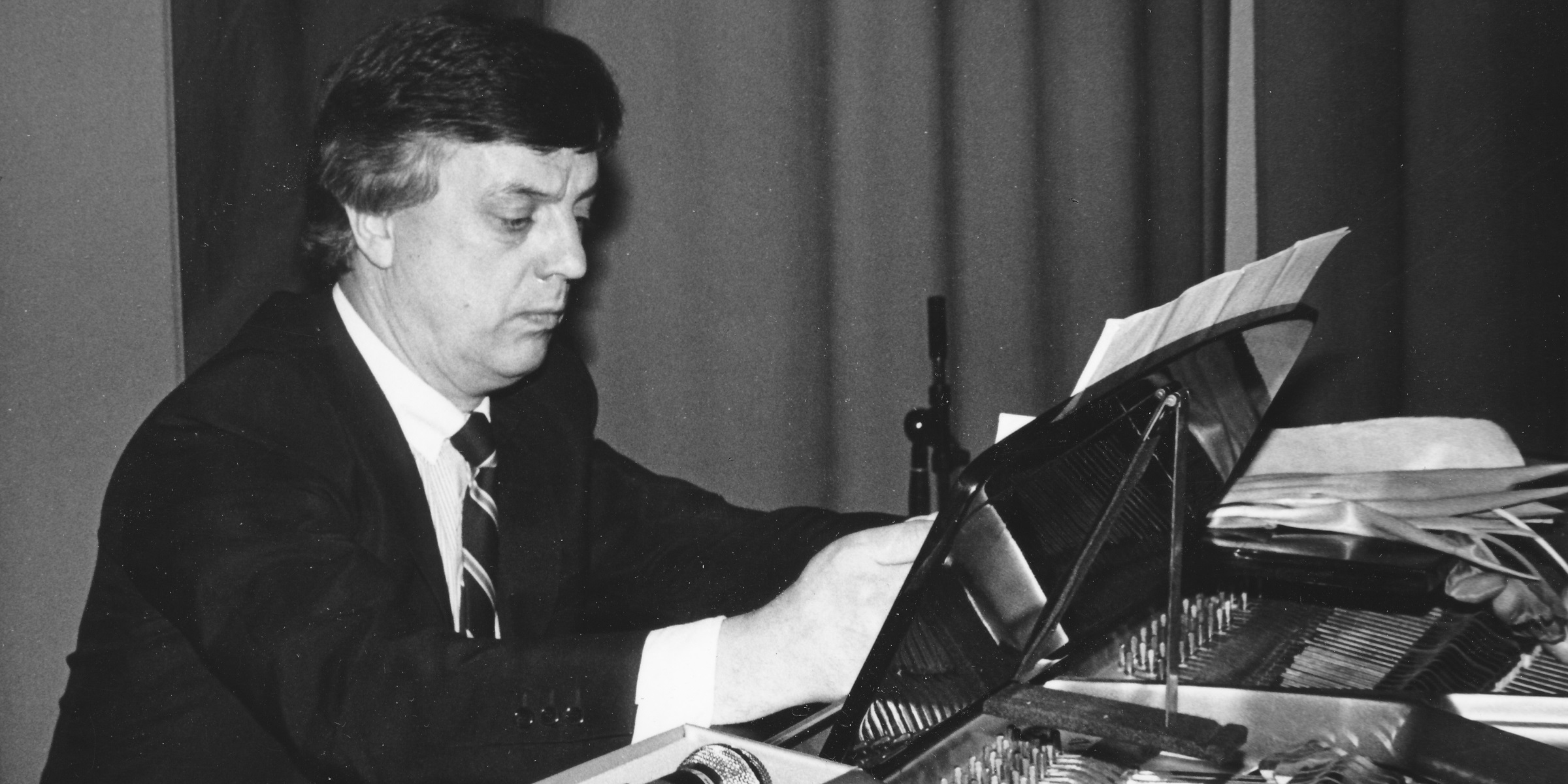 Composer Raimonds Pauls – 85
