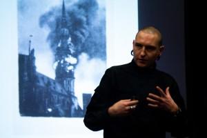 Mākslinieks Kristians Brekte. Publicitātes attēls.