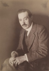 Janis Rozentāls. 1913. Foto: Mārtiņš Lapiņš